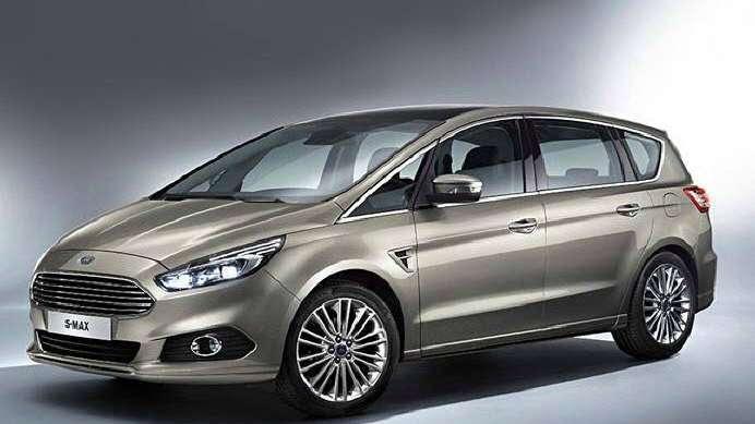 Ford lanza el S-Max: grande, poderoso y versátil