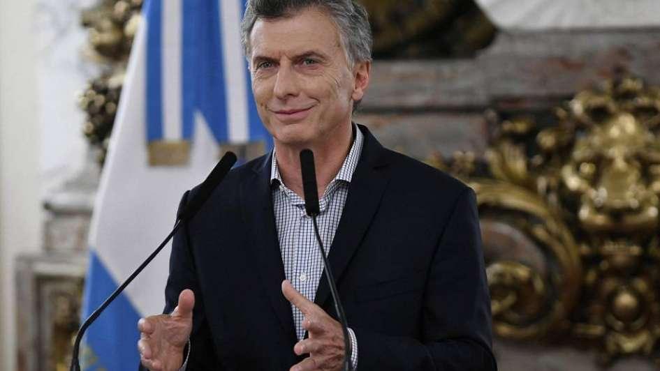 Macri reivindicó en San Luis la política de reparación histórica para jubilados