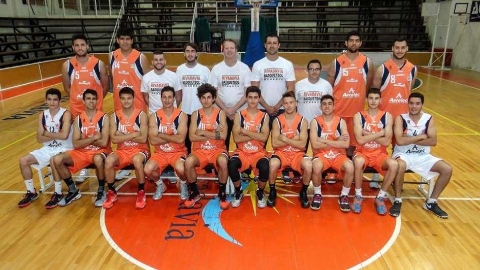 Una buena para Mendoza: Rivadavia jugará en la segunda categoría del básquet nacional