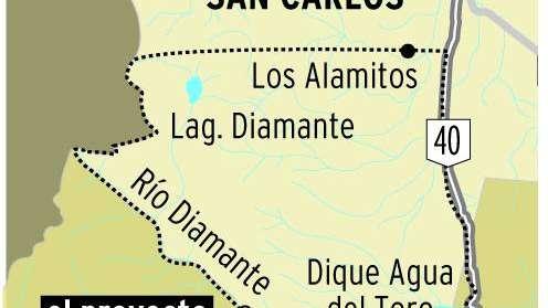 Debaten ordenamiento para la zona sur de San Carlos