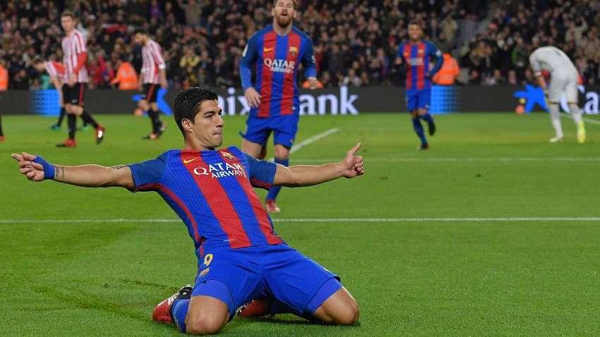 Otro golazo de Messi para la clasificación del Barcelona en la Copa del Rey