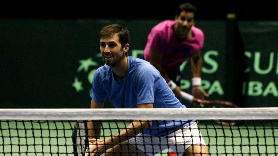 Copa Davis: en la madrugada de mañana se sorteará el orden de partidos frente a Kazajistán