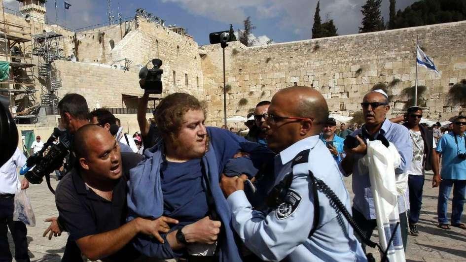 Israel cierra accesos a las mezquitas
