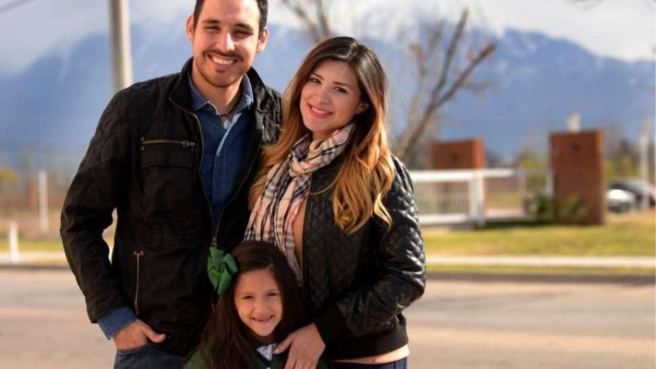 De Maracaibo a La Consulta: la familia venezolana exiliada