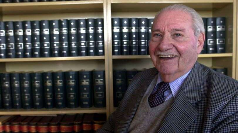Falleció el ex gobernador Ernesto Ueltschi