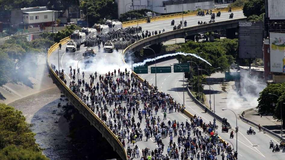 Venezuela: el Mercosur rechaza usar la fuerza