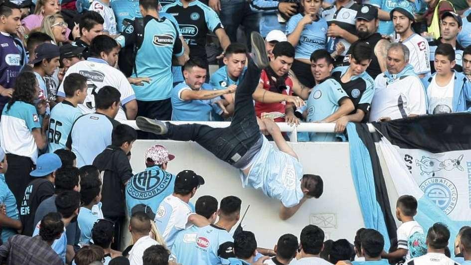 Fútbol: una muerte más y van...