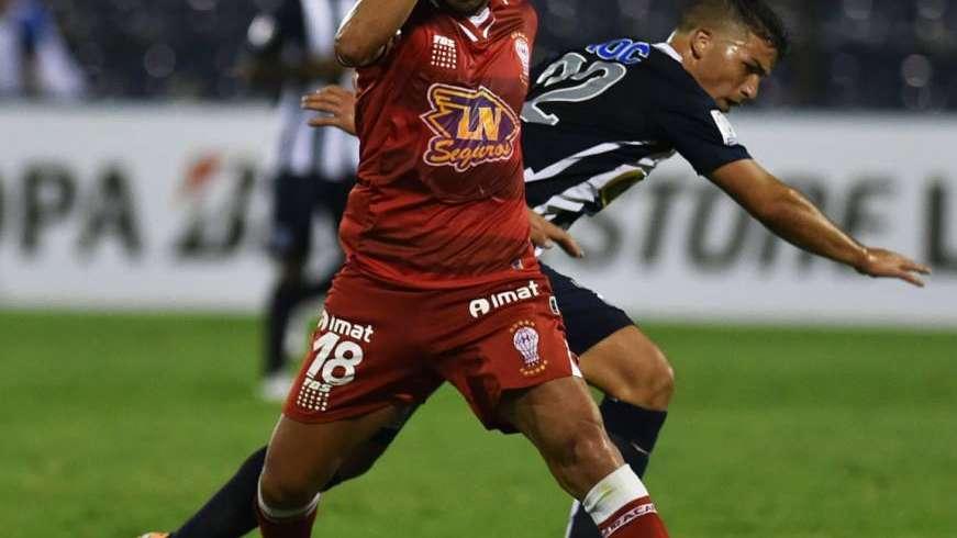 """Algarabía """"quemera"""" tras la goleada de Huracán en la Libertadores"""