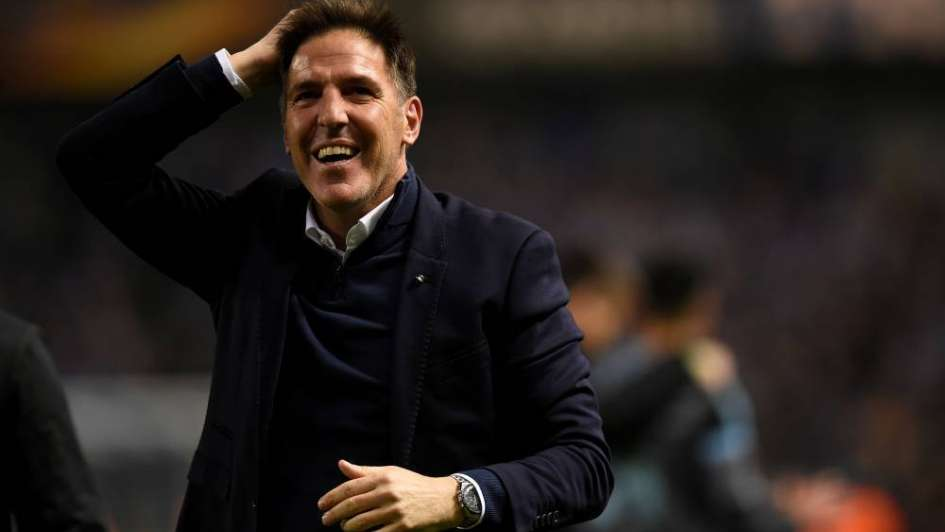 El Celta de Berizzo, semifinalista de la Europa League por primera vez