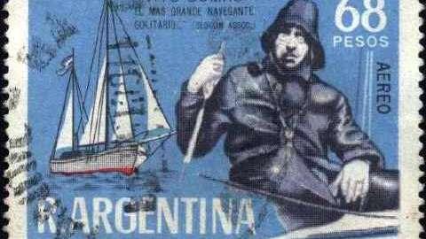 Vito Dumas, el marino argentino