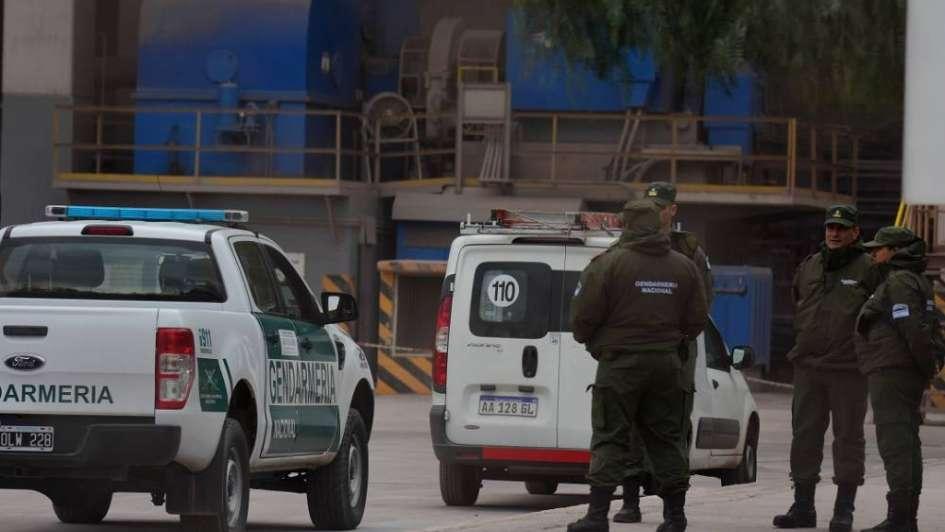 Quemaron 3.000 kilos de marihuana secuestrada en Mendoza