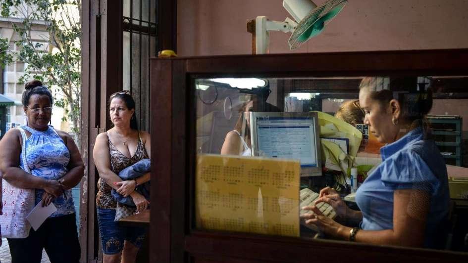 Tras 50 años, Cuba y EEUU activan el servicio de correo