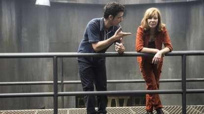 Cecilia Roth, una de las protagonistas, dialoga con el director Daniel Burman sobre su papel.