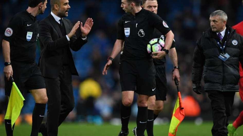 La FA acusó por mala conducta a jugadores del Manchester City