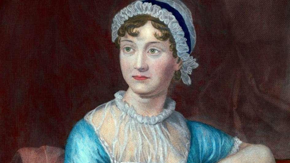 Jane Austen, osada pionera de las letras inglesas