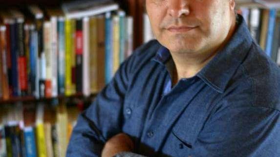 José Luis Verderico presenta el viernes su primer libro de relatos policiales