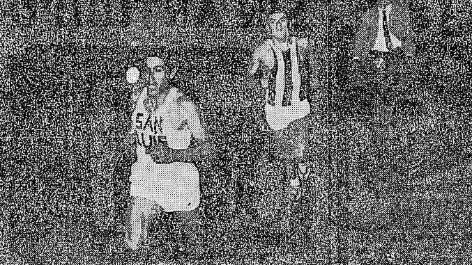 Un día como hoy de 1967: Barloa ganó la prueba de 10.000 metros