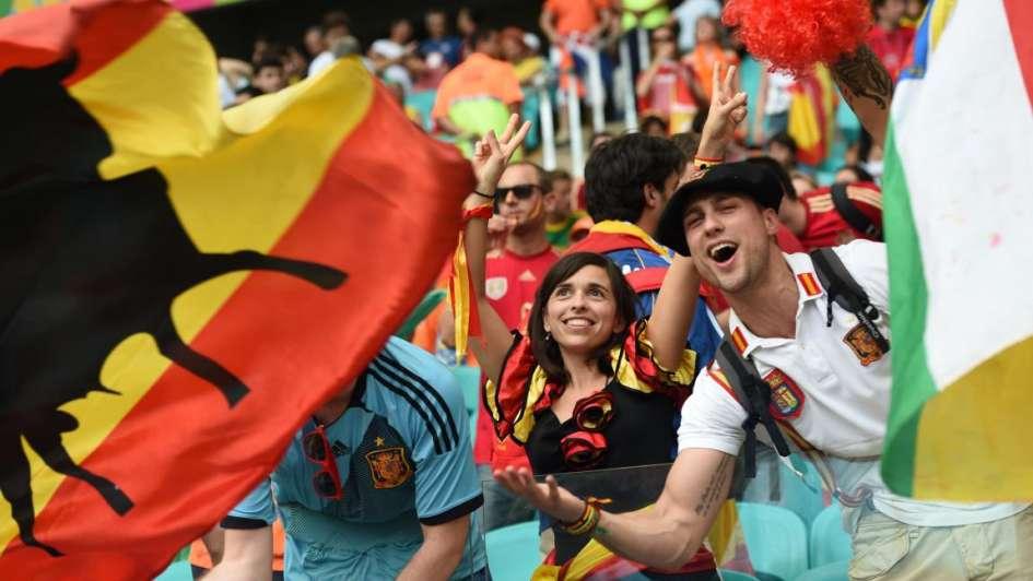 Histórico: Holanda brilló y goleó con autoridad al campeón del mundo