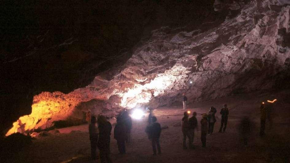 Un turista murió cuando visitaba la Caverna de las Brujas en Malargüe