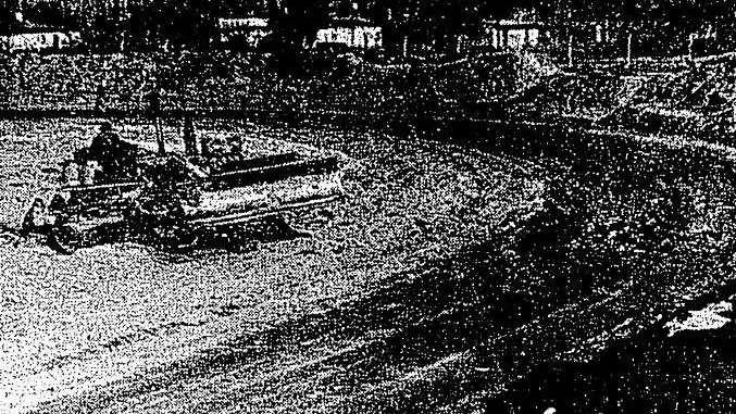Efemérides 12 de septiembre de 1984: Comenzó la construcción del velódromo sureño