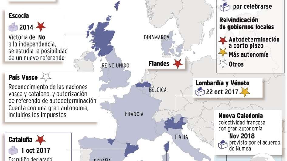 Cataluña suspende declaración de independencia; buscarán el diálogo