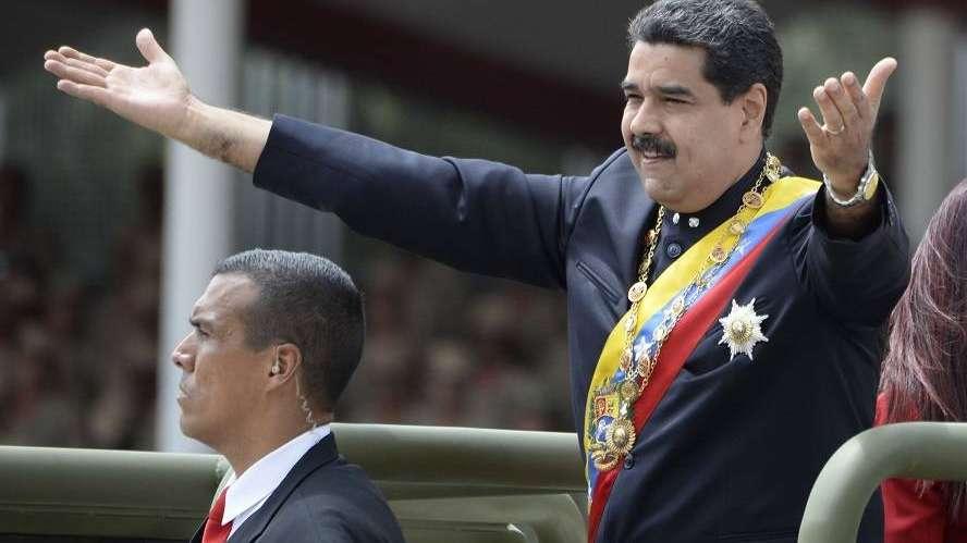Ex presidentes de la región, junto a la oposición a Maduro