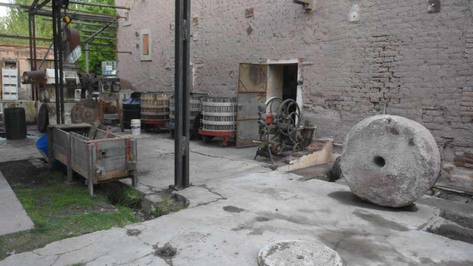 Intentan salvar de la demolición a una de las bodegas más antiguas de Mendoza
