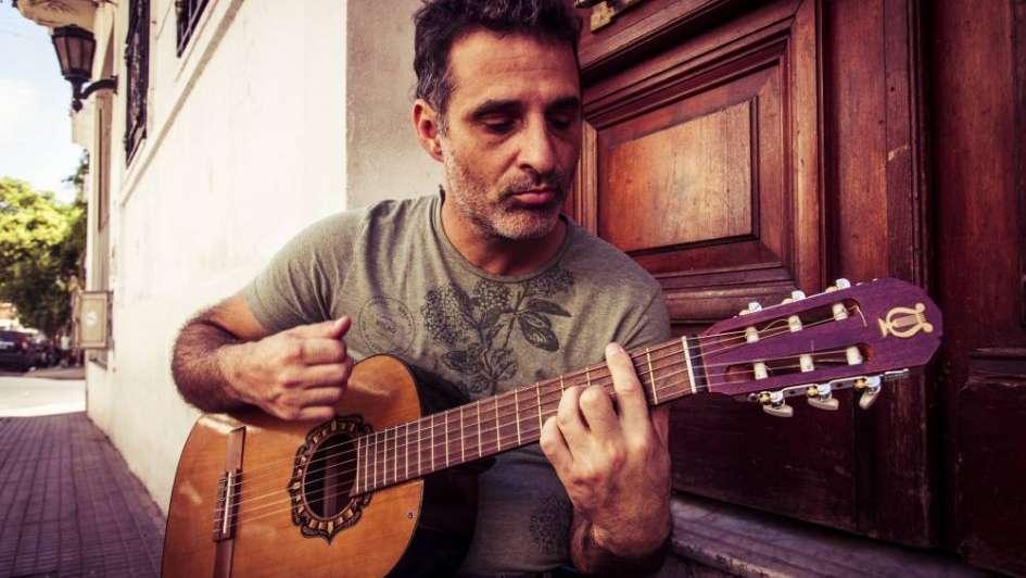 Pablo Grinjot presenta su nuevo disco