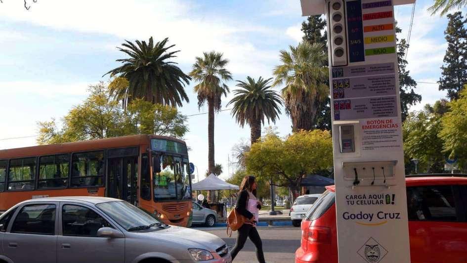 La tecnología urbana gana espacio en el Gran Mendoza