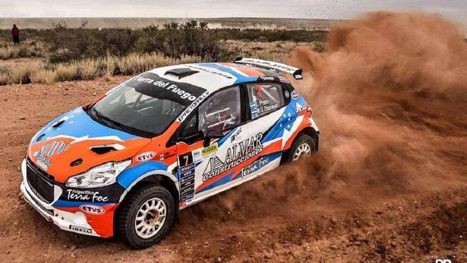 Preto ganó el rally de San Juan