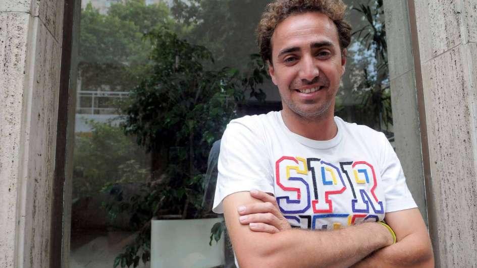 """Mariano Caicedo: """"Queremos salir bicampeones argentinos"""""""
