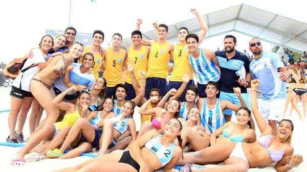 Histórico: el balonmano argentino ganó sus primeras medallas mundiales