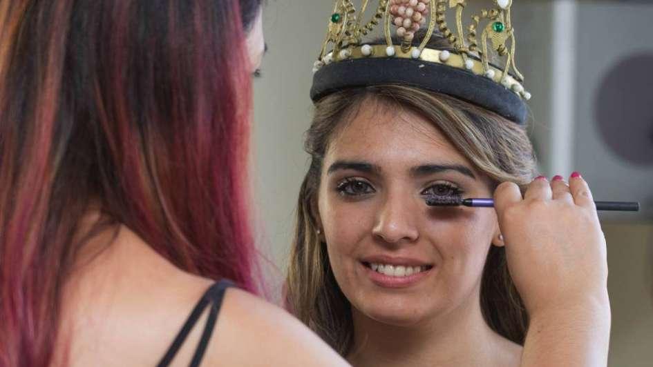 """Julieta, de Rivadavia: """"Voy a vivir la Fiesta en piel y alma por primera vez"""""""