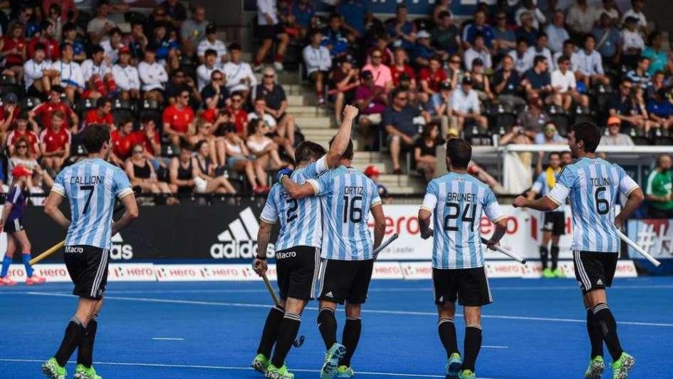 Liga Mundial: Los Leones golearon a China y esperan rival para cuartos de final