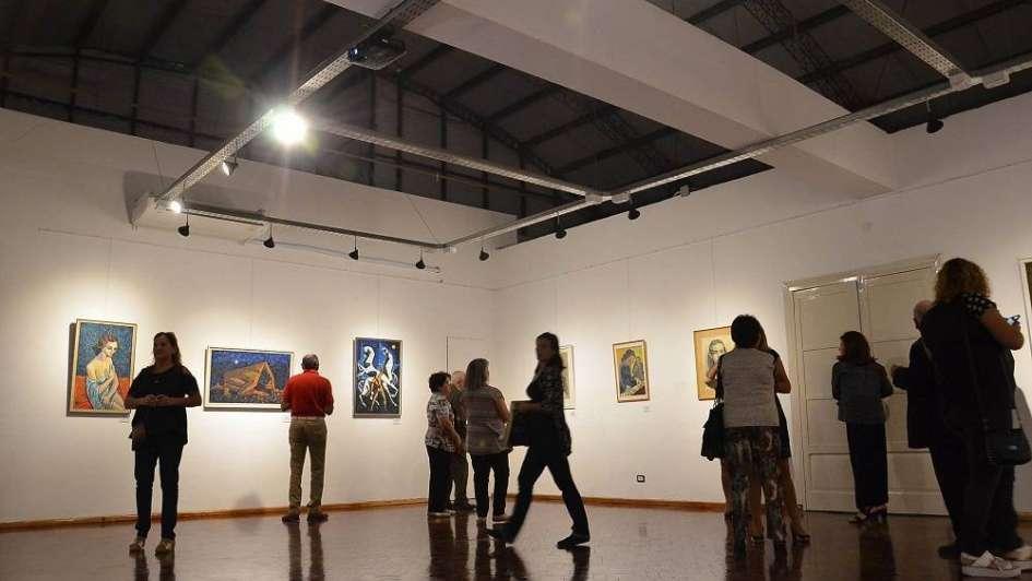 Reabrió el museo Omar Reina de San Rafael