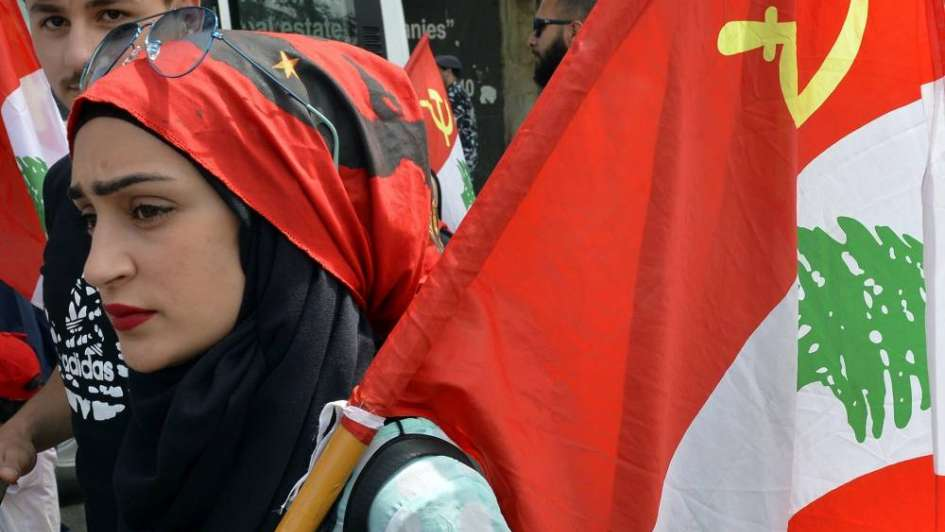 Fotogalería: el Día Internacional del Trabajo con manifestaciones alrededor del mundo