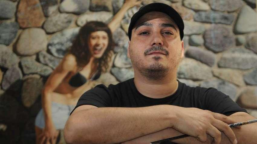 Mauro Cano: artista plástico