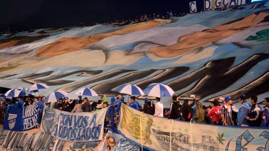 """Lucas Bernardi: """"Sueño ganar todos los partidos"""""""