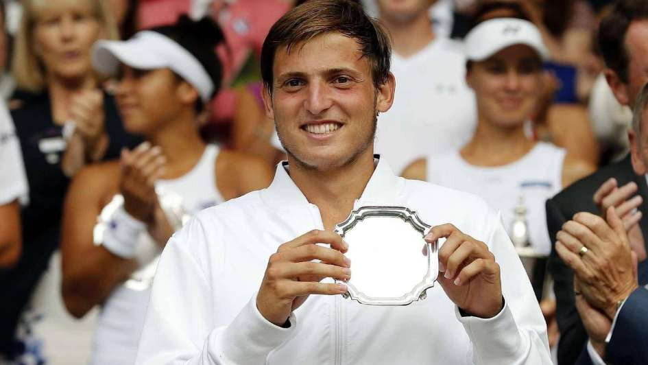 Wimbledon: Geller, una de cal y otra de arena