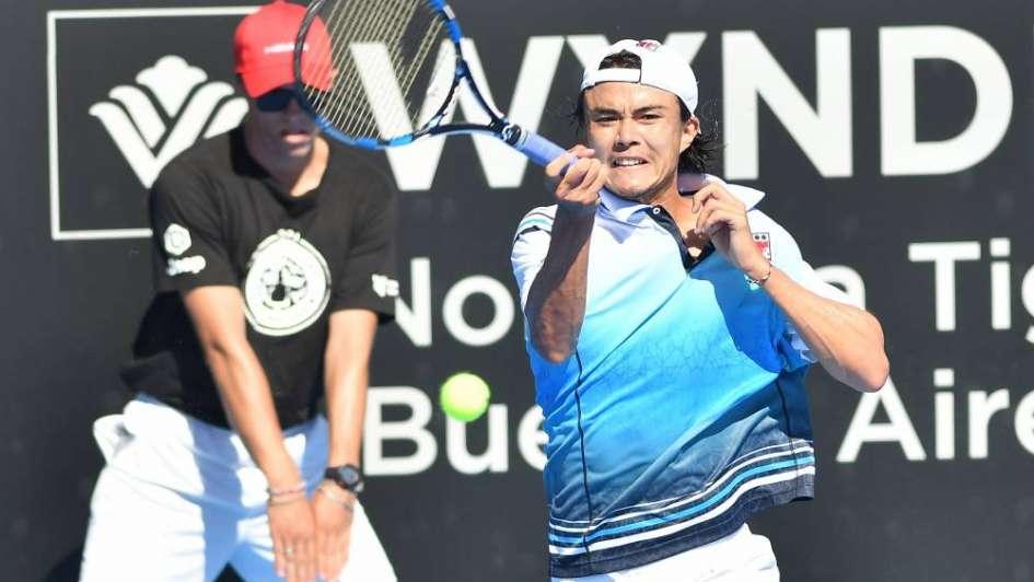 El japonés Daniel fue demasiado para Mayer en el Challenger de Tigre