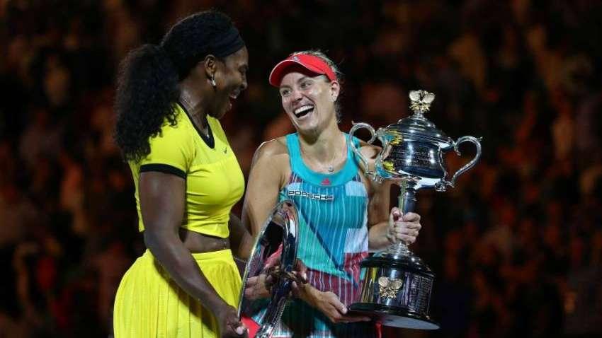 La alemana Angelique Kerber sigue siendo la mejor del tenis mundial