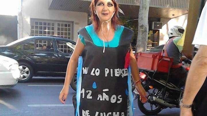 "Adiós a Fabiana Villafañe, una ""guerrera"" del agua"