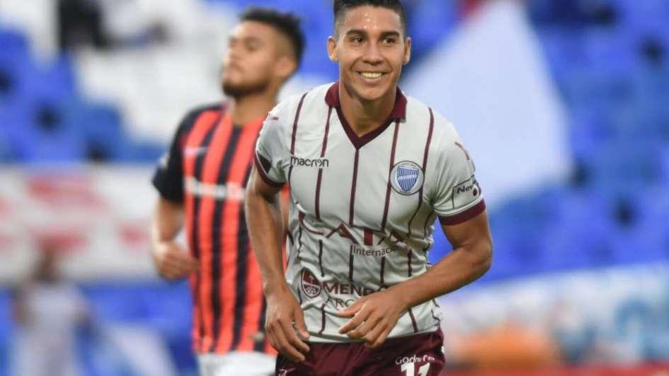 Godoy Cruz venció a San Lorenzo con un doblete de