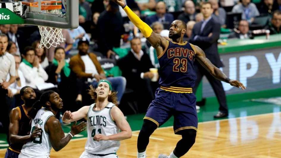 NBA: LeBron James no se detiene y ahora superó a Michael Jordan