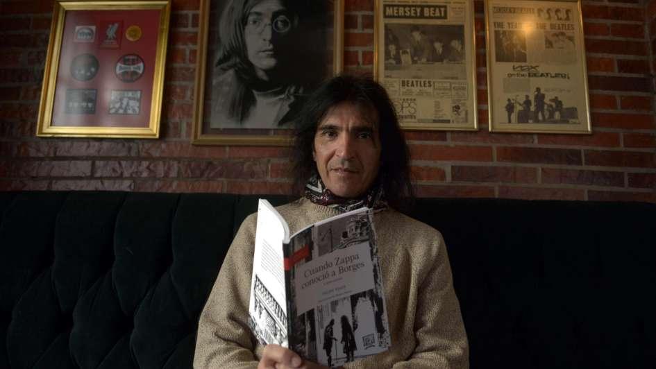 "Felipe Staiti: ""Escribo para combatir la soledad"""