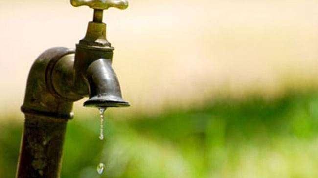 Corte de agua imprevisto en la Sexta Sección
