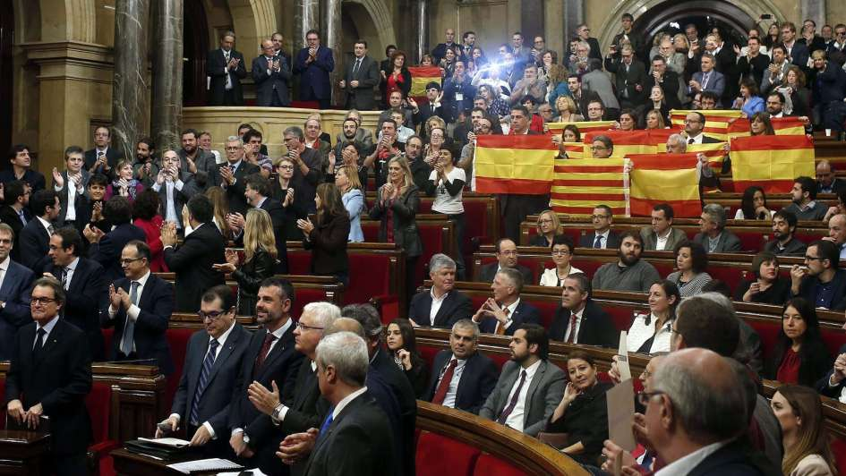 España, Cataluña y nosotros