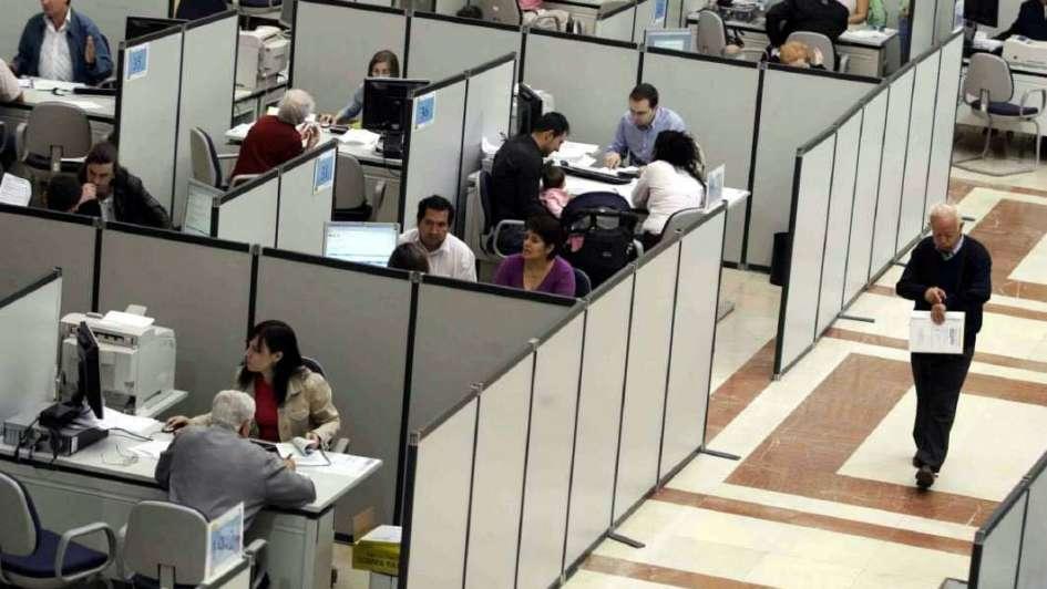 El Estado creó la mayoría de los nuevos empleos