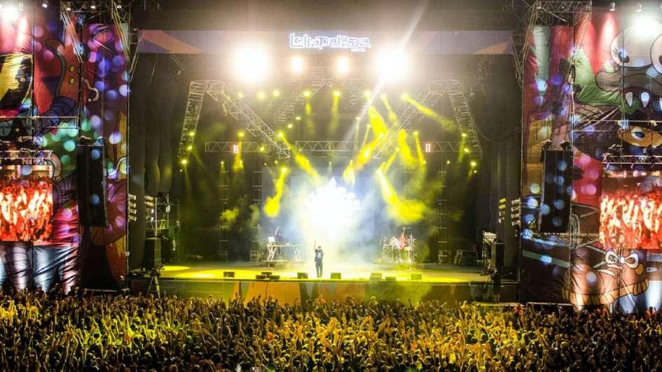 Lollapalooza en Buenos Aires: dos días  a todo volumen