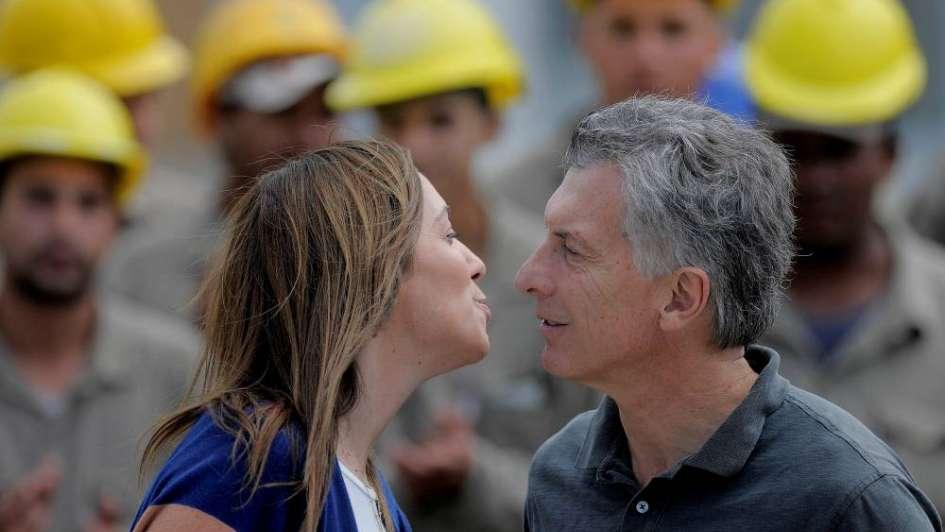 """Macri sobre Vidal: """"Cada día la admiro más"""